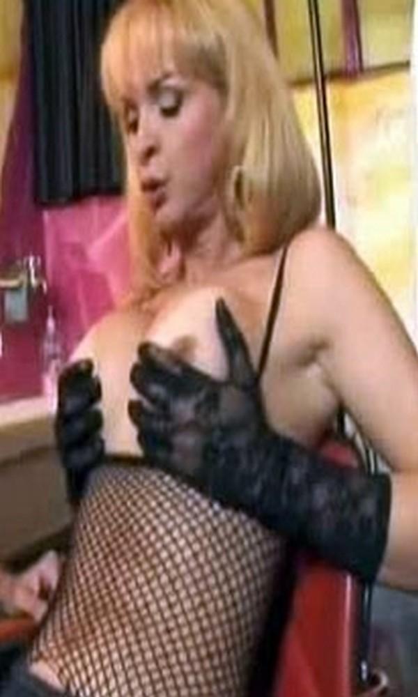Pornostar Brigitta Crema trans