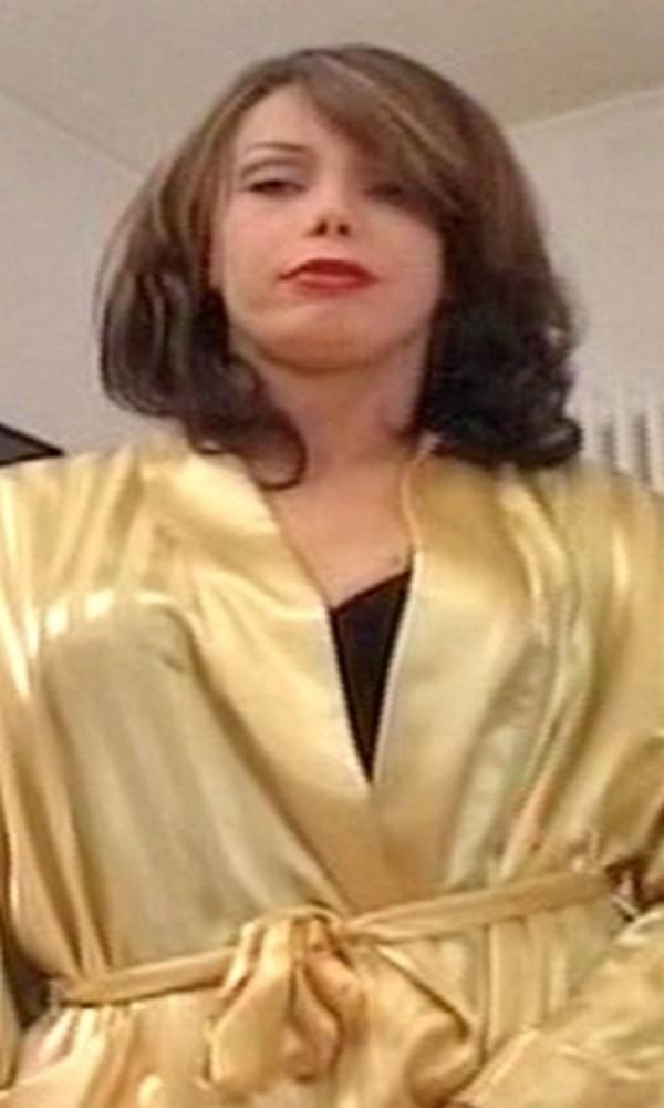 Pornostar Claudia Jo trans