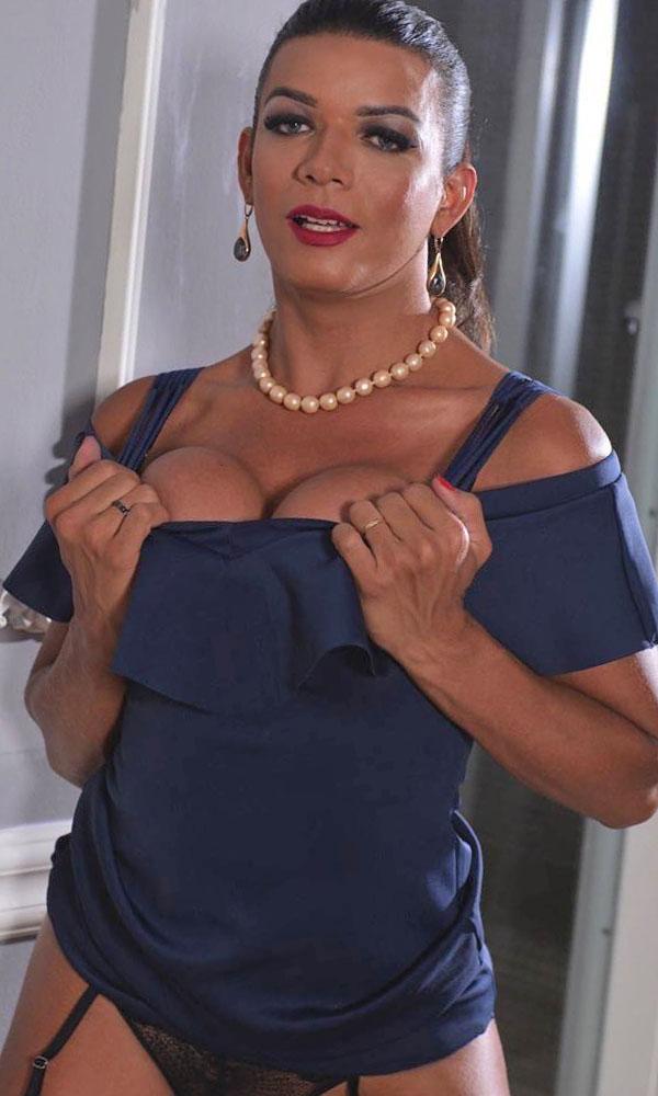 Renata Molina Sexystar trans
